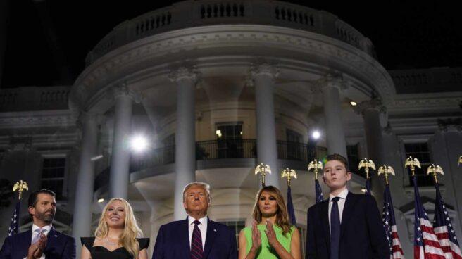 Trump familia Casa Blanca