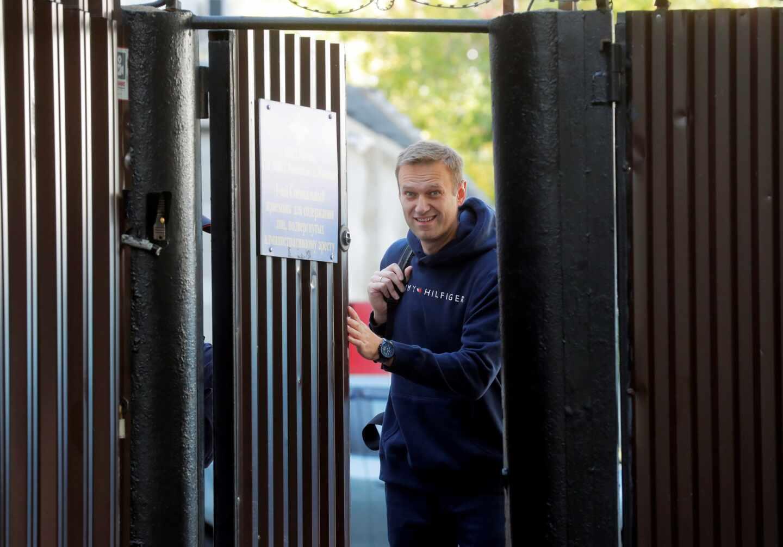 Navalny envenenado
