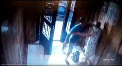 La Policía detiene al ladrón que agredió brutalmente a una anciana en Valencia