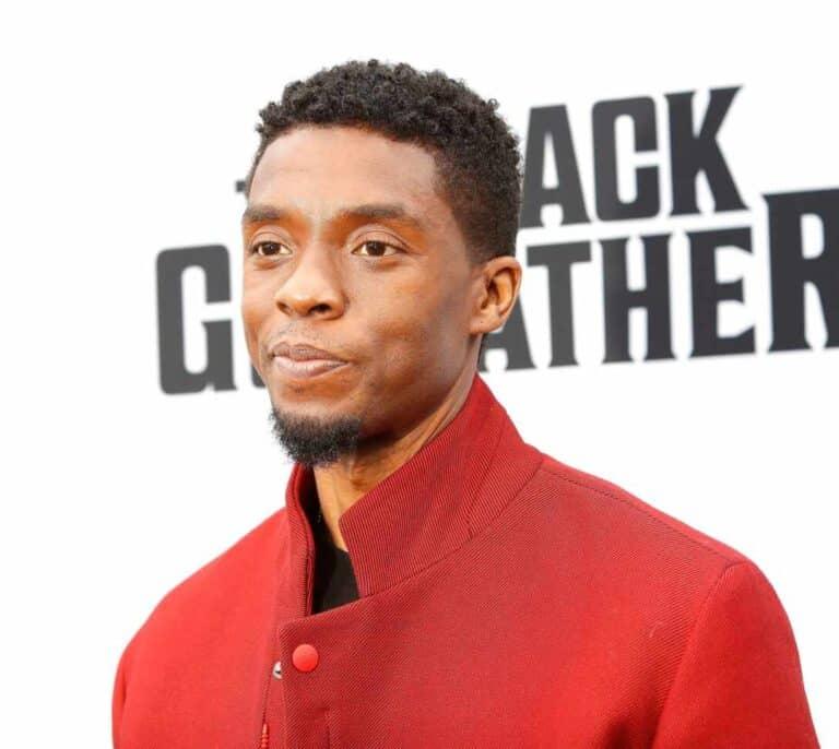 Muere Chadwick Boseman, la 'Pantera Negra'