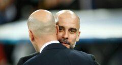 Zidane y Guardiola, ganadores natos