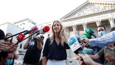 """Álvarez de Toledo estalla: """"Mi libertad es incompatible con la autoridad de Casado"""""""