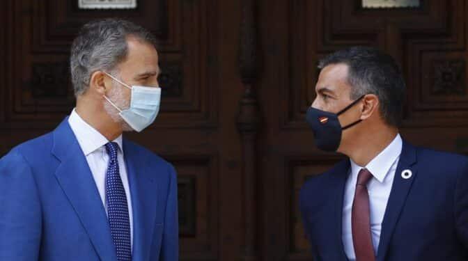 Felipe VI y Sánchez viajarán a Barcelona para visitar la fábrica de Seat en Martorell este viernes
