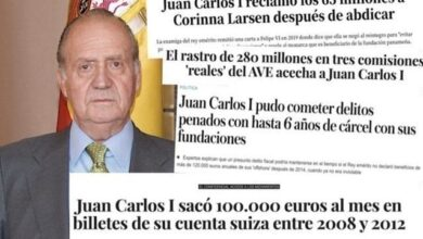 Más de 42.500 personas piden que se retire el nombre de Juan Carlos I de la URJC