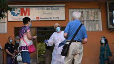Madrid necesita 1.000 médicos de atención primaria para afrontar la epidemia