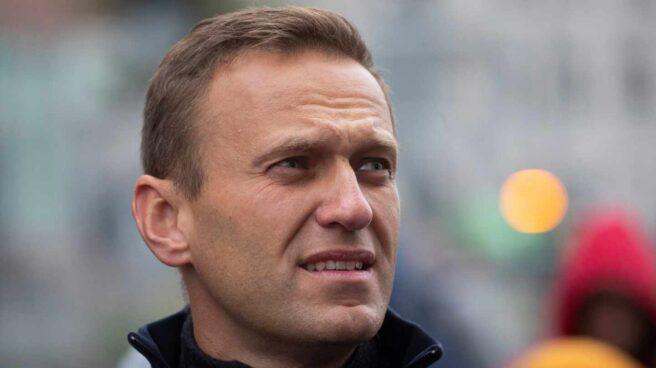 Alexei Navalny opositor ruso