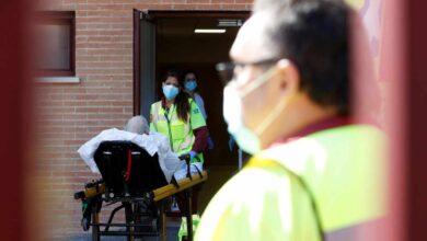 Los contagios en España se disparan a 2.935, casi el doble que el día anterior