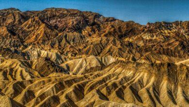 El Valle de la Muerte, un infierno a 54,4ºC a un paso de Las Vegas