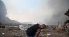 Líbano, el Estado en crisis que camina sobre los escombros de Beirut