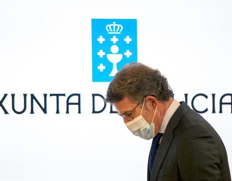 Galicia sancionará con hasta 3.000 euros a quien rechaze vacunarse o someterse a PCR