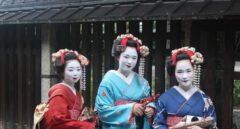 En las sombras de la pandemia: las geishas japonesas temen la desaparición de su profesión