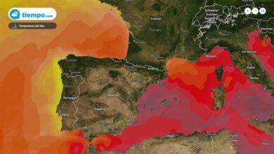¿Provocarán las altas temperaturas del Mediterráneo una DANA en septiembre?