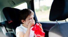 Cómo evitar los mareos cuando viajas en coche