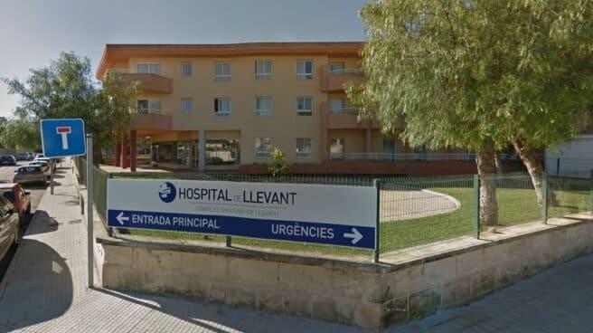 Hospital de Llevant, en Manacor.