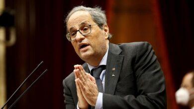 La justicia ya considera cesado a Torra como presidente de Cataluña