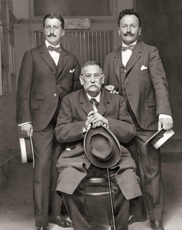Galdós y los Álvarez Quintero