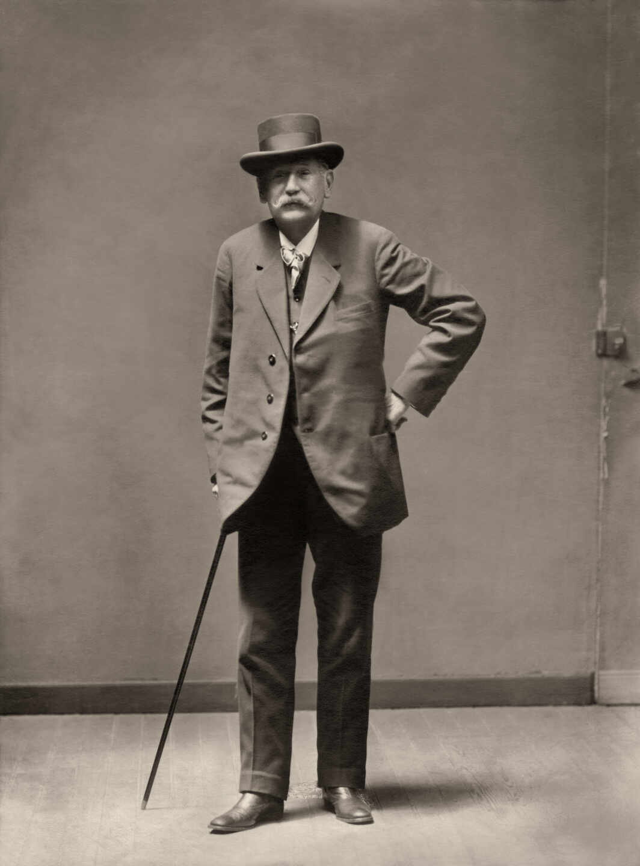 Galdós en 1915
