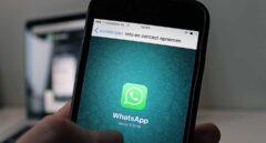 Vuelven los mensajes de WhatsApp que bloquean la 'app' de mensajería