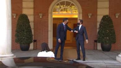 Sánchez se reúne con Casado para negociar los Presupuestos y la renovación de CGPJ