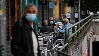 Localiza las zonas básicas de salud afectadas en Madrid