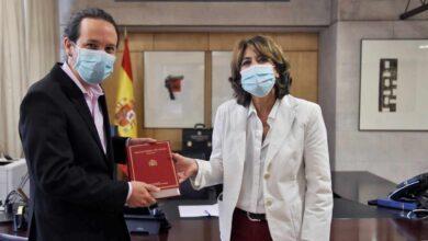 El vicepresidente Iglesias marca el paso a los suyos: avanzar hacia la República