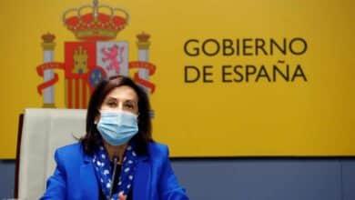 Robles asegura que Madrid aún no ha pedido formalmente la ayuda del Ejército
