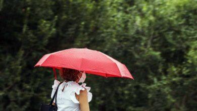 Más de media España está en alerta por fuertes tormentas y lluvia intensa