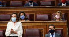 """El PP se lanza contra el Gobierno por la """"espantada"""" de Sánchez del Congreso"""