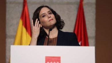 """Casado convierte a Madrid en su baluarte y blinda a Ayuso frente al """"acoso"""" del PSOE"""