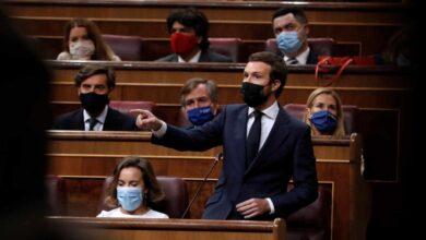 Génova se inclina por el 'no' en la moción de censura de Vox contra el Gobierno