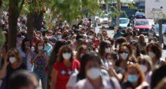 """""""Es una temeridad"""": caos en Madrid antes de la vuelta al cole por los tests serológicos"""