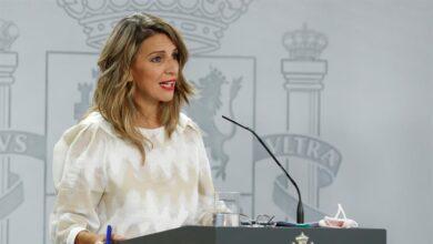 Díaz asegura que no se retrasarán los cobros de prestaciones pese al ciberataque del SEPE