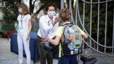 Guía para padres y niños sobre la vuelta al cole: burbujas, bajas laborales y PCR