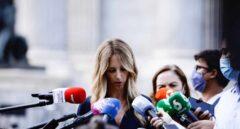 Cayetana la 'rebelde': primero fue Rajoy; ahora, Casado