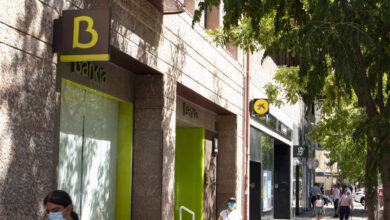 El banco resultante de la fusión utilizará la marca CaixaBank y Bankia desaparecerá