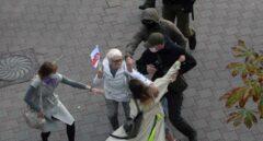 Las mujeres valientes de Bielorrusia