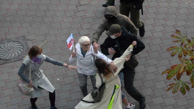 Bielorrusia mujeres oposición