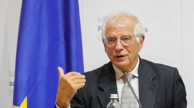 Borrell-Comisión Europea-Venezuela