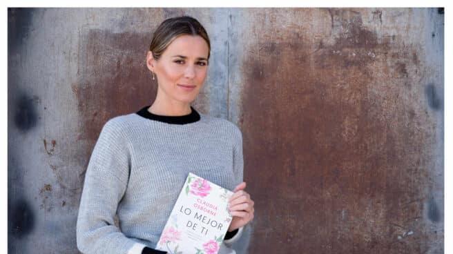 Claudia Osborne presenta su libro, 'Lo mejor de ti'. Carlos Ruiz.