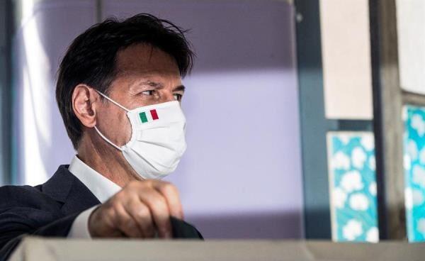 Gobierno Italia Conte test electoral