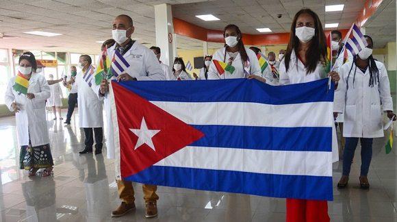 Cuba misión médica