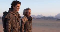 El desierto de Jordania pasa a ser un planeta alienígena en el tráiler de 'Dune'