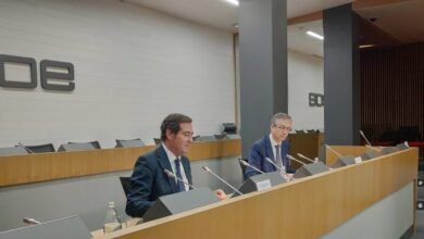 Garamendi pide claridad sobre el coste de los ERTE en plena negociación sobre su prórroga