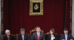 Felipe VI no asistirá por primera vez a la entrega de despachos a jueces en Barcelona