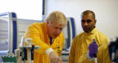 Los contagios se disparan en el Reino Unido a niveles de mayo