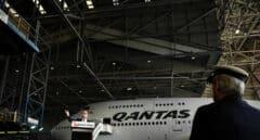"""Agotadas en 10 minutos las plazas del vuelo de Qantas """"a ninguna parte"""""""