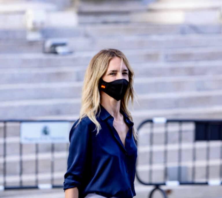 Vox intenta seducir a Cayetana Álvarez de Toledo para que deje el PP