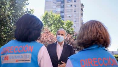 Los contagios se mantienen estables en Madrid pero bajan los hospitalizados