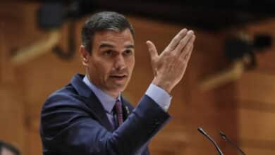 """Sánchez vaticina a Casado una """"derrota estrepitosa"""" como la de Trump"""