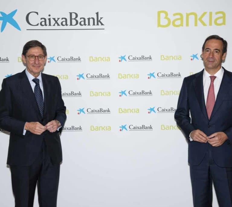 Los accionistas de Bankia y CaixaBank aprobarán la fusión el 1 y el 3 de diciembre